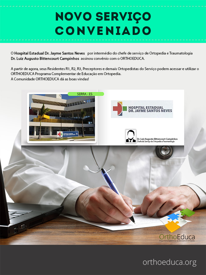 Hospital Estadual Dr. Jayme Santos Neves - Serra/ES